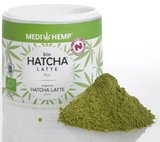 Hatcha Latte Bio Puur 45 gram_
