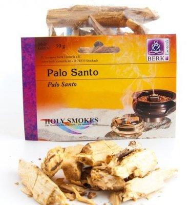 Holy Smokes Palo Santo