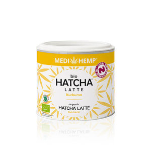 Hatcha Latte Bio Kurkuma - 45 gram