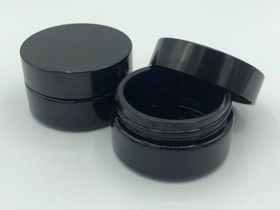 Miron Violet Glas cosmeticapotje - 50ml