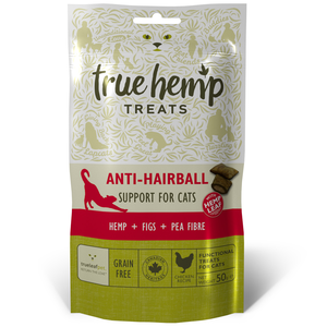 TrueHemp™ Kattensnoepjes  - Anti-Haarbal