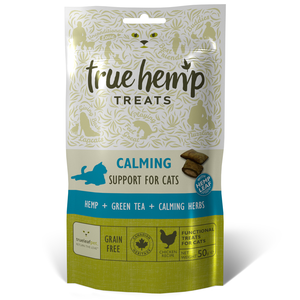 TrueHemp™ Kattensnoepjes  - Kalmerend