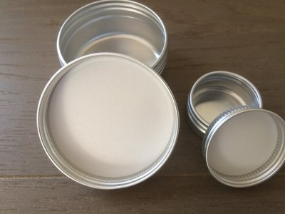 Blikje Aluminium 10 ml