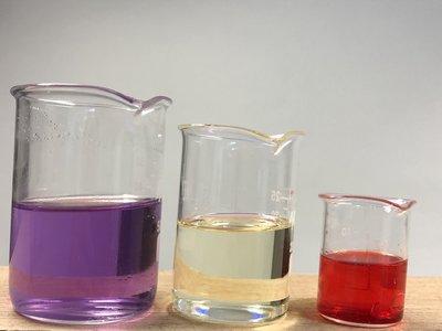 Pyrex Maatbekers - Glas - Set van 3