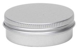 Blikje - Aluminium 60ml