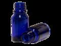 Bottle Cobalt Blue Glass DIN18 10ml